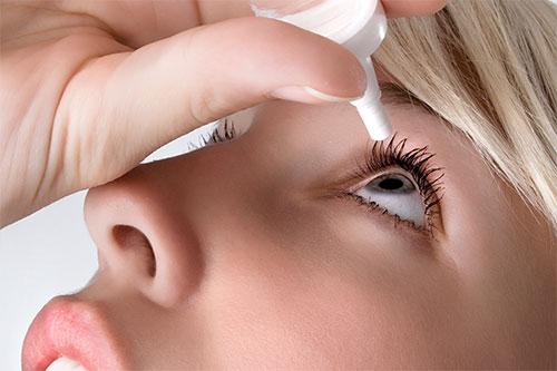 Điều trị khô mắt 1