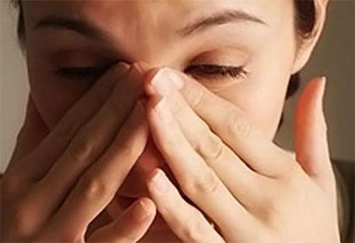 Nguyên nhân của viêm kết mạc mãn tính 1