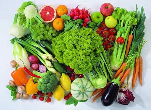 Bổ sung các loại thực phẩm tốt cho mắt 1