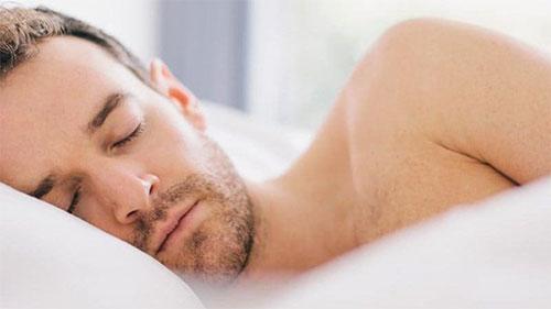 Tư thế ngủ 1