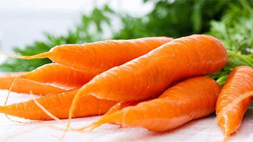 3, Cà rốt 1