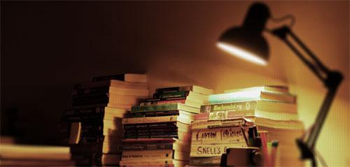 1, Đọc sách khi có đủ ánh sáng 1