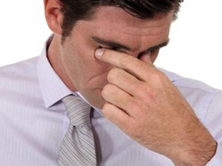 Tình trạng của chứng nhức mỏi mắt 1
